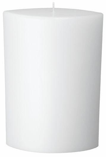 Formenkerze - Oval groß